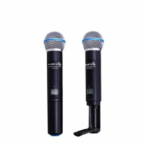 aluguel de microfone sem fio