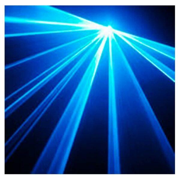 laser azul