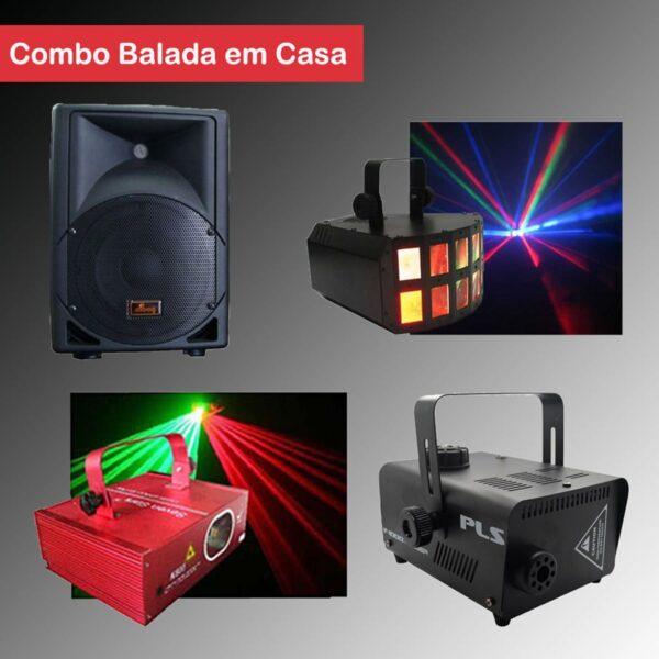 promoção som e iluminação