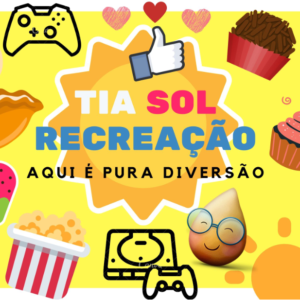 Tia Sol Recreação